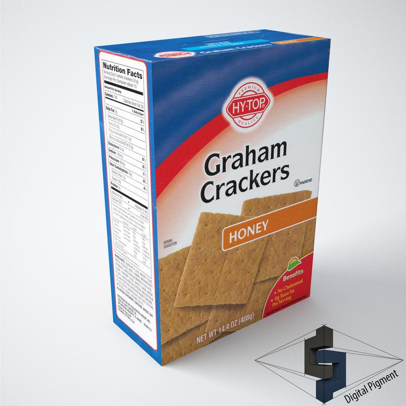graham crackers 3d 3ds