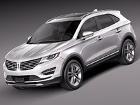 2014 2015 luxury suv 3d 3ds