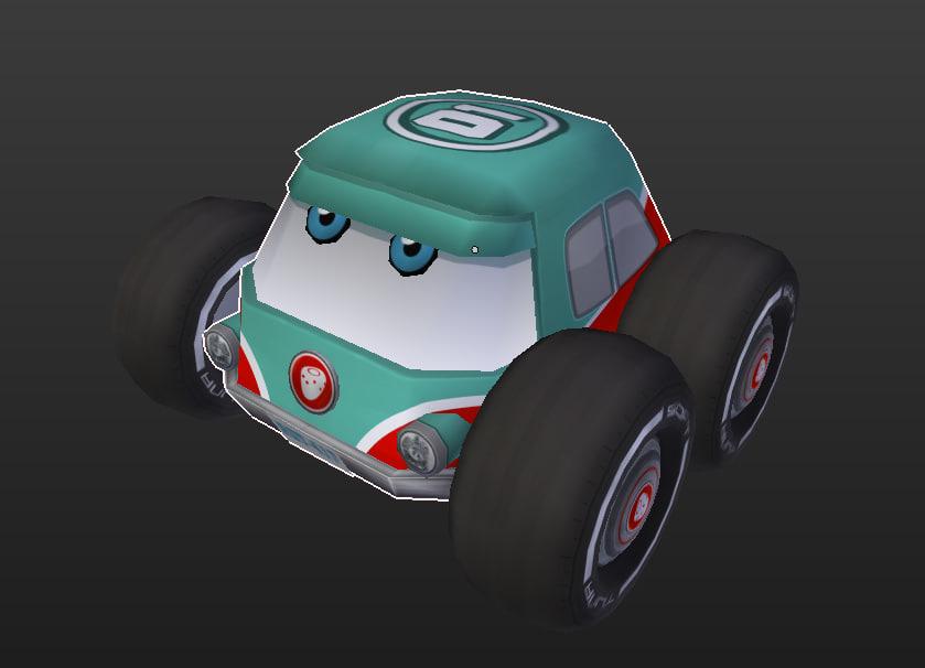 mini car model