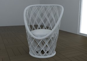 armchair pavo real max
