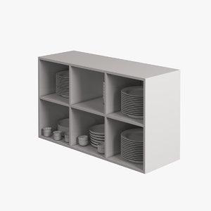 3d max production kitchen