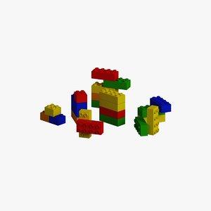 3d model production toy