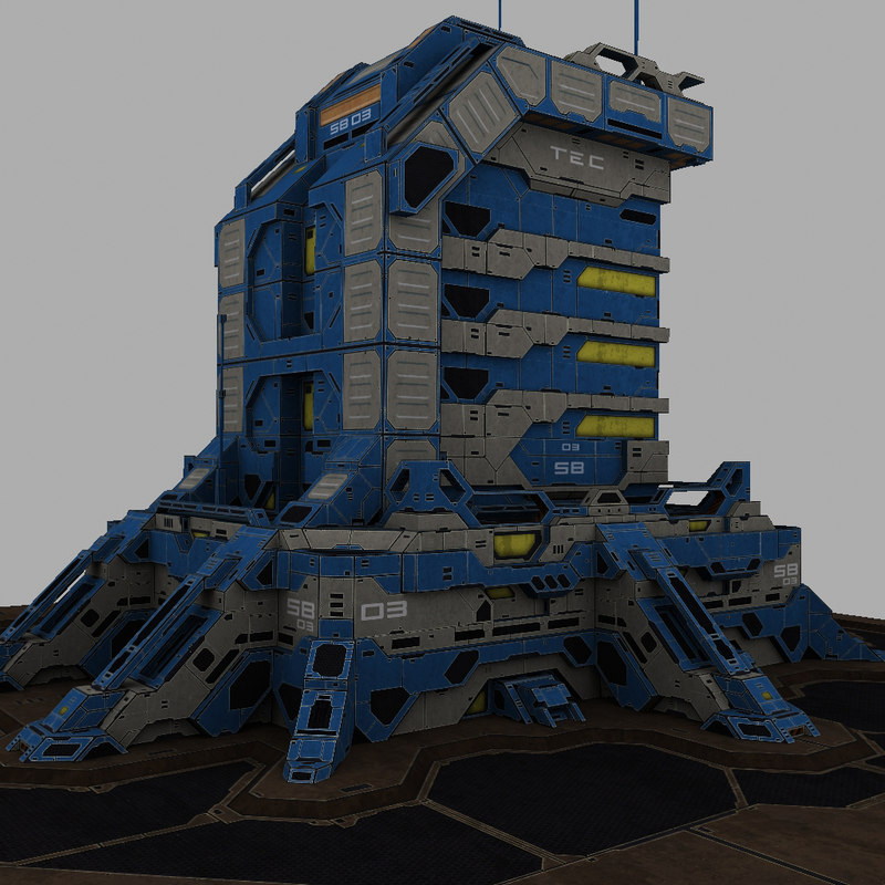 3ds starbase building