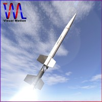 sounding rocket aerobee 100 3ds