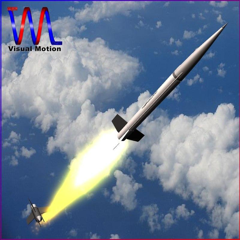 sounding rocket aerobee 100 3ds