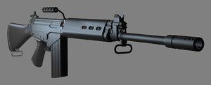 fn fal battle rifle max
