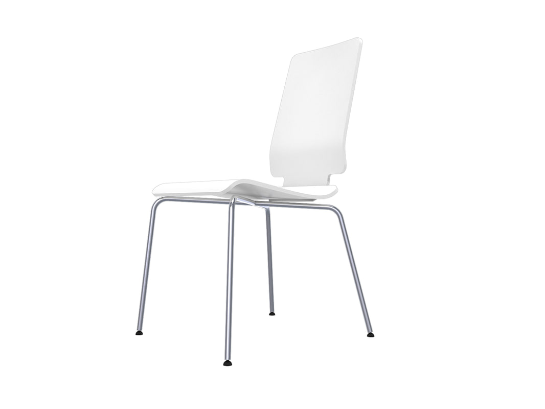 3d Model Ikea Gilbert Chair
