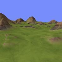 3d metay terrain km-01
