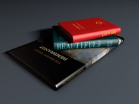books good exclusive 3d model