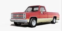 max chevrolet pickup truck
