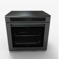Whirlpool Oven AKZM656IX