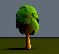 games trees c4d