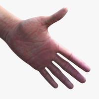 3dsmax hand anatomy