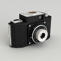 Old Camera Smena-1