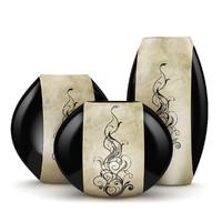 3d ceramic vases model