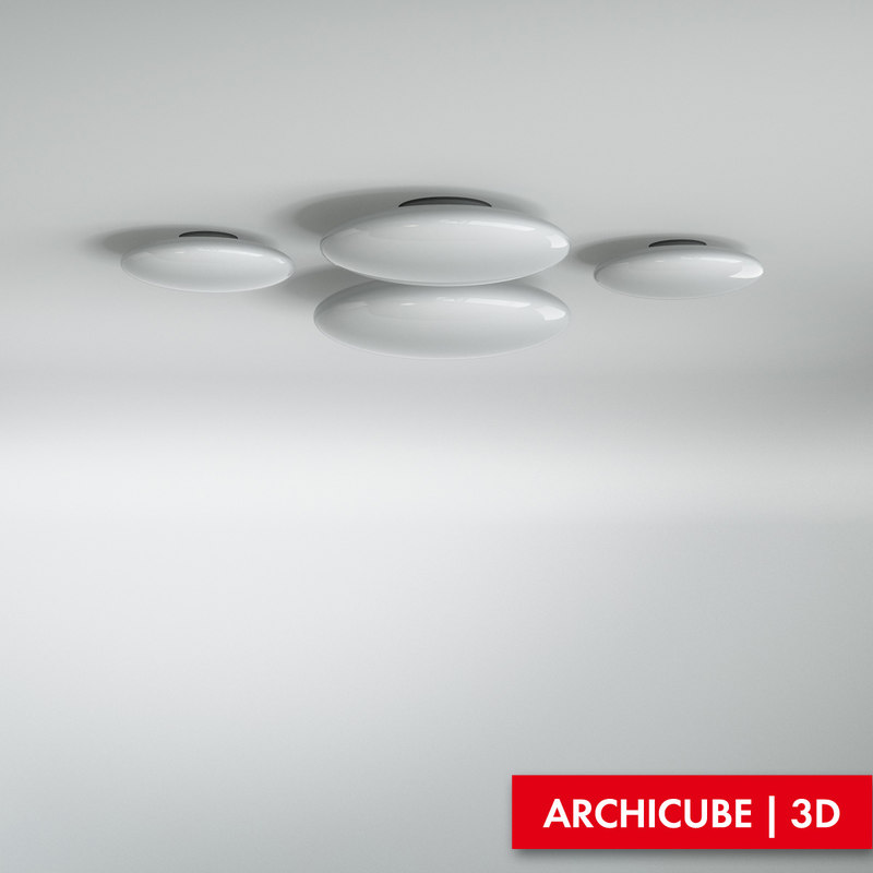 ceiling lamp 3d obj