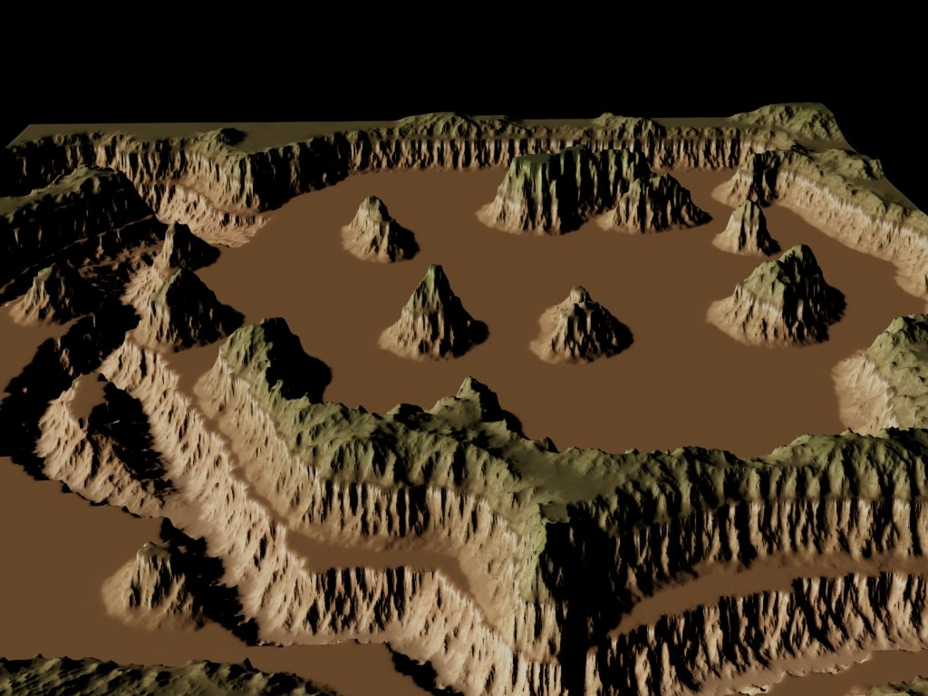 black rock canyon max