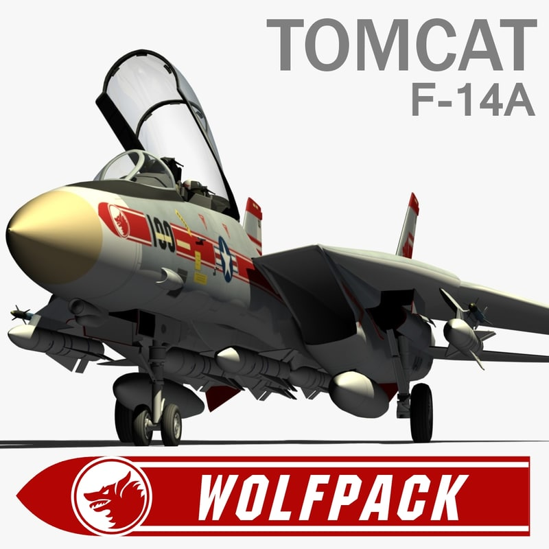 f-14a tomcat wolfpack max