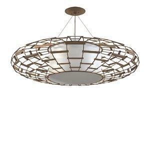 fine art lamps 3d model