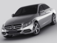 Mercedes C Class 2014 avantgarde