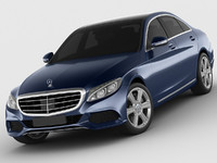 Mercedes C Class 2014 exclusive