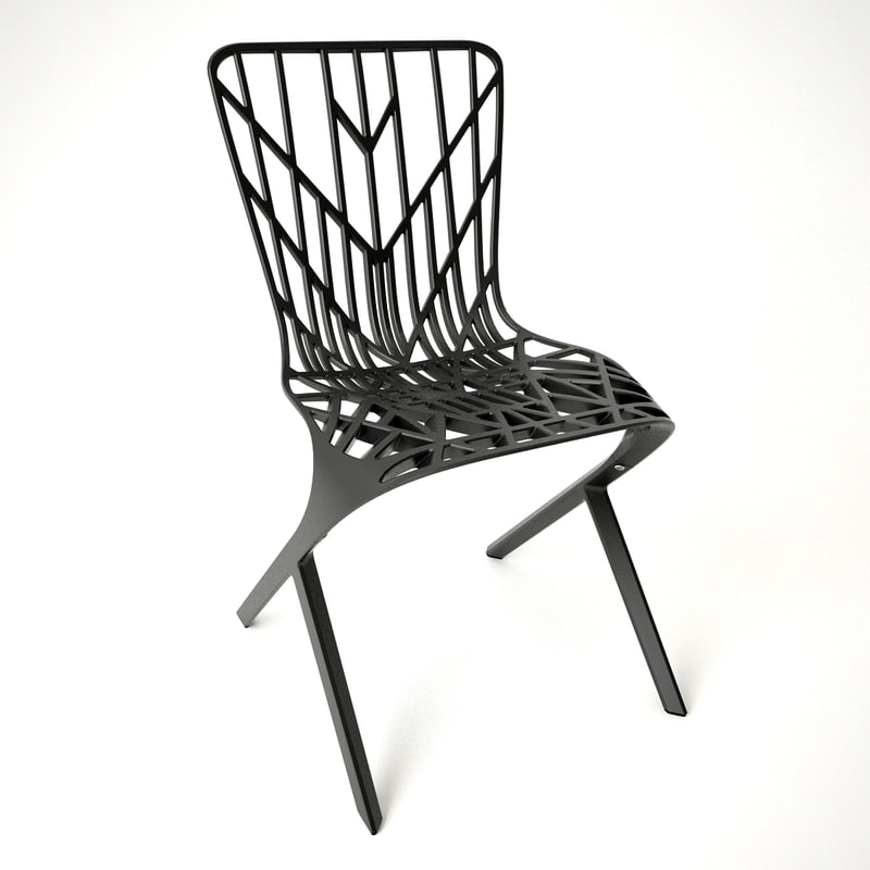 max aluminum chair