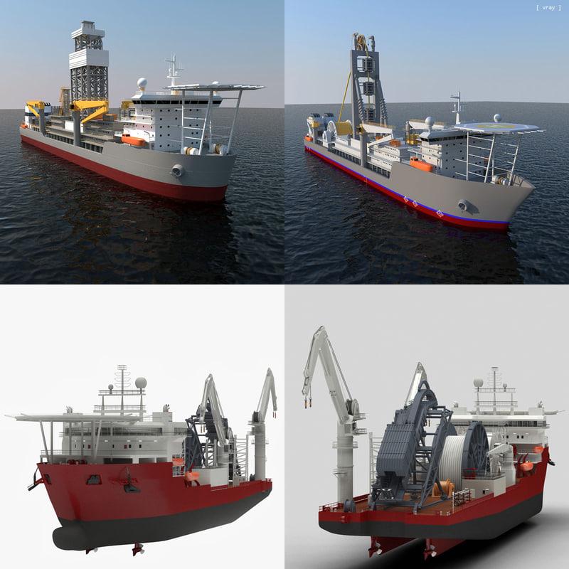 ship apache 3ds