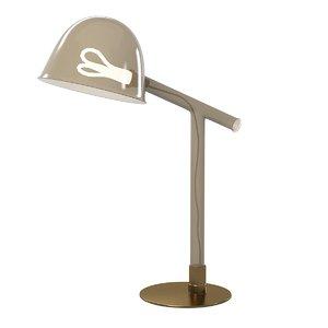 3d labo table lamp model