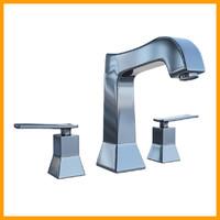 3d model sink mixer 01