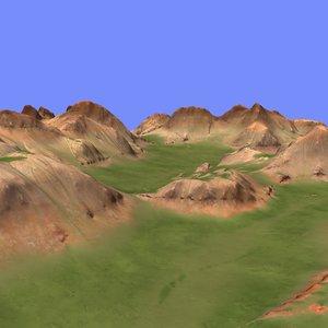max metay terrain km-09