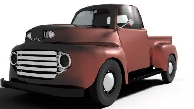 pickup 1948 car max