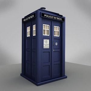 obj british police public box