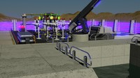 industrial power plant 3d 3ds