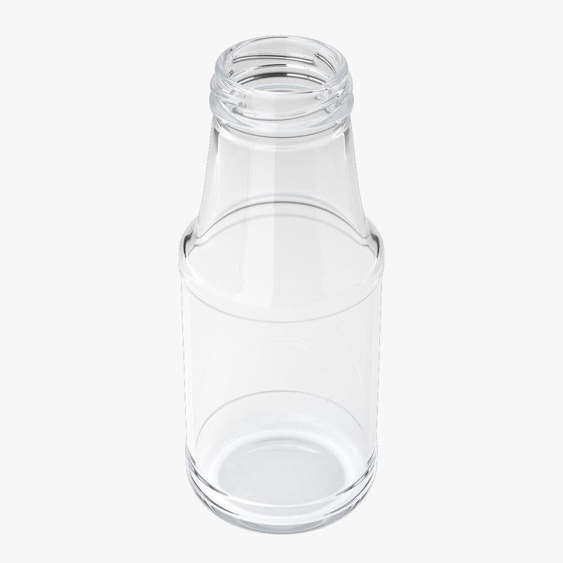 max glass bottle 0 25l