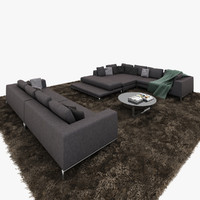 Minotti Hamilton Islands