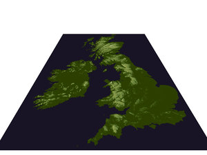 topology united kingdom ireland max