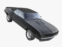 Chevrolet Camaro SS 1969