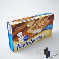 Toaster Strudels Smores
