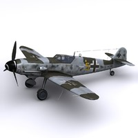 Bf-109 G10 JG51, Hungary 1945