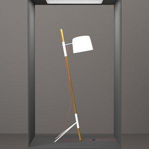 - light 3d model