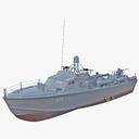 PT boat 3D models