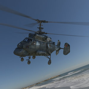 russia anti-submarine helicopter max