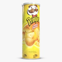 Pringles Chips 2 Cheese