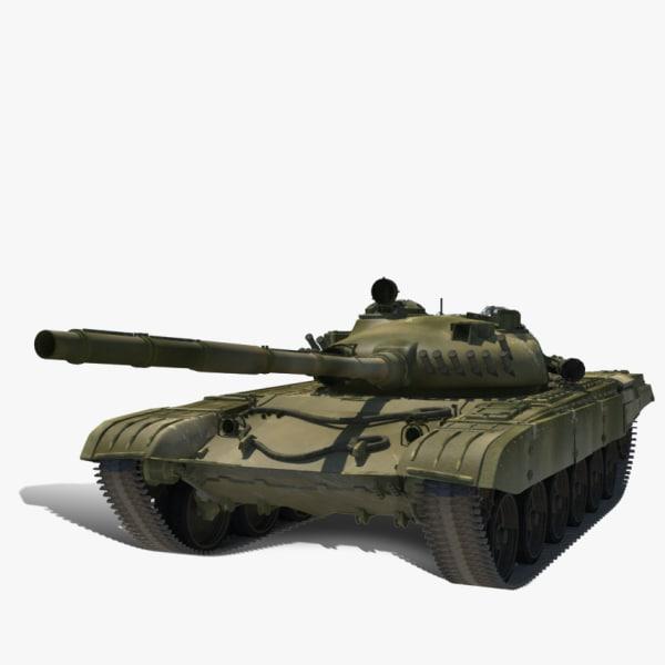 3ds max soviet t-72