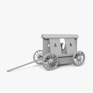 medieval war wagon max