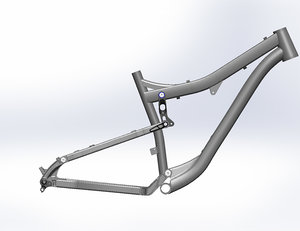bicycle frame ige