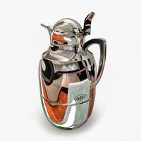 alfi vacuum carafe juwel 3d model