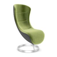 3d model swivel chair