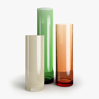 decorative cylindrical vases max
