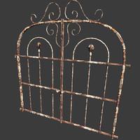 gate ready 3d model